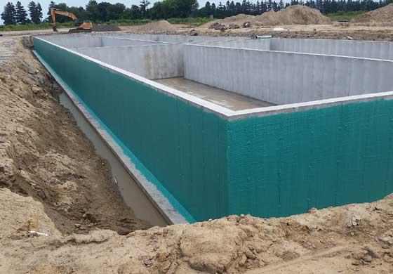 Rub-R-Wall provides provide exceptional adhesion