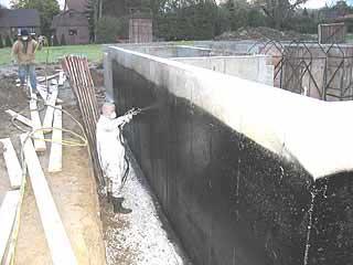 TREMproof® 260 Spray-Applied Waterproofing Membrane